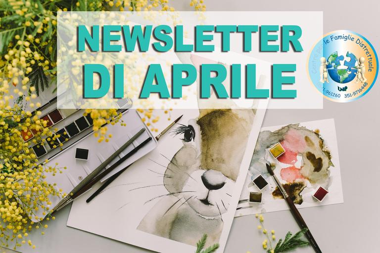 newsletter aprile