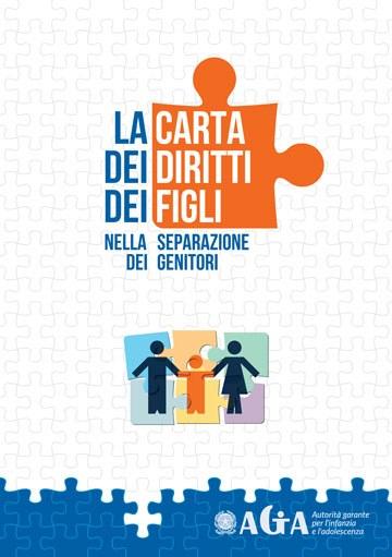 carta dei diritti dei figli nella separazione