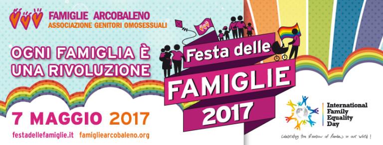 Logo Festa delle famiglie 7 maggio 2017