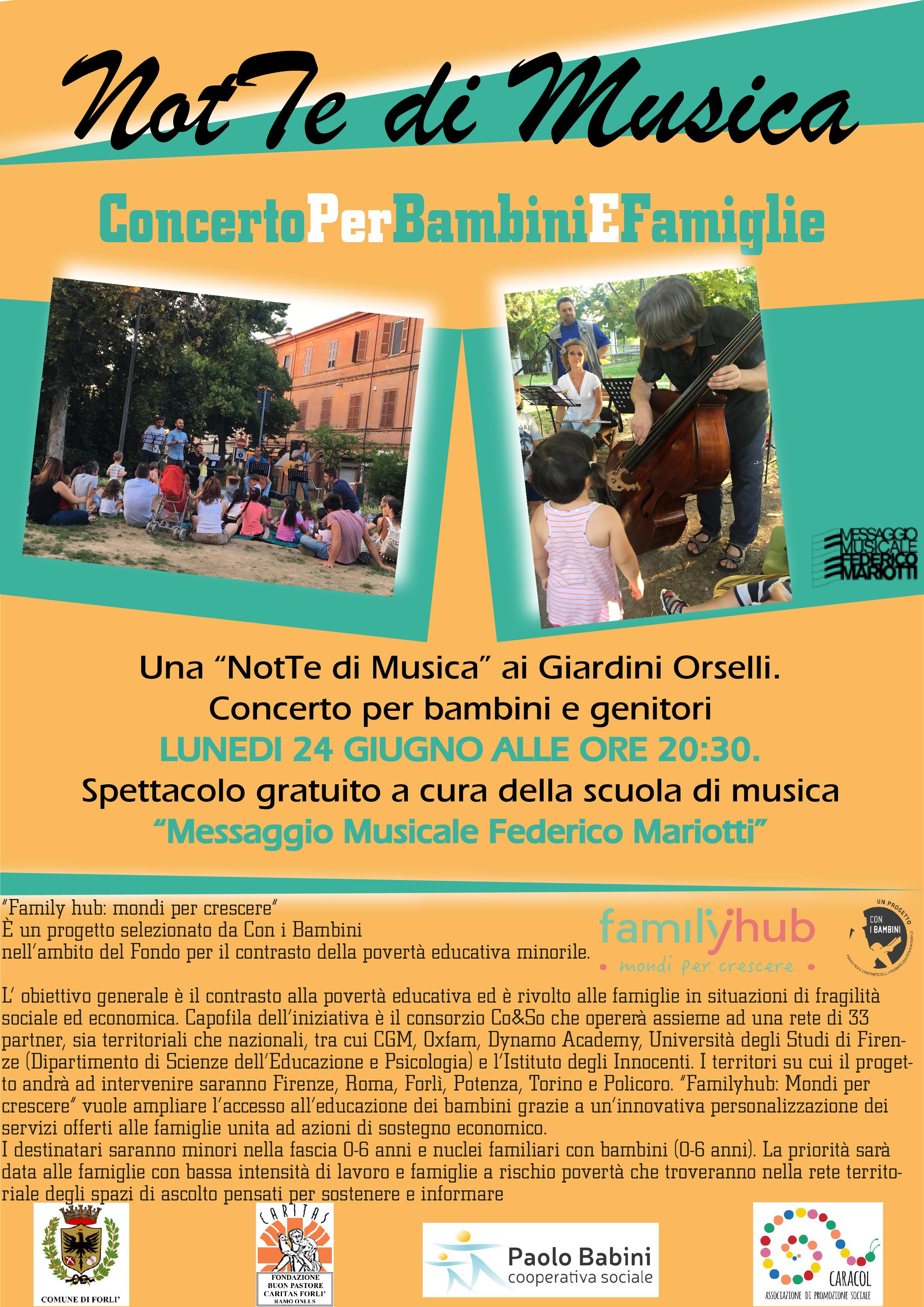 Piazza Della Misura Forli.N 8 Speciale Eventi Estivi Del 29 Maggio 2019 Informa