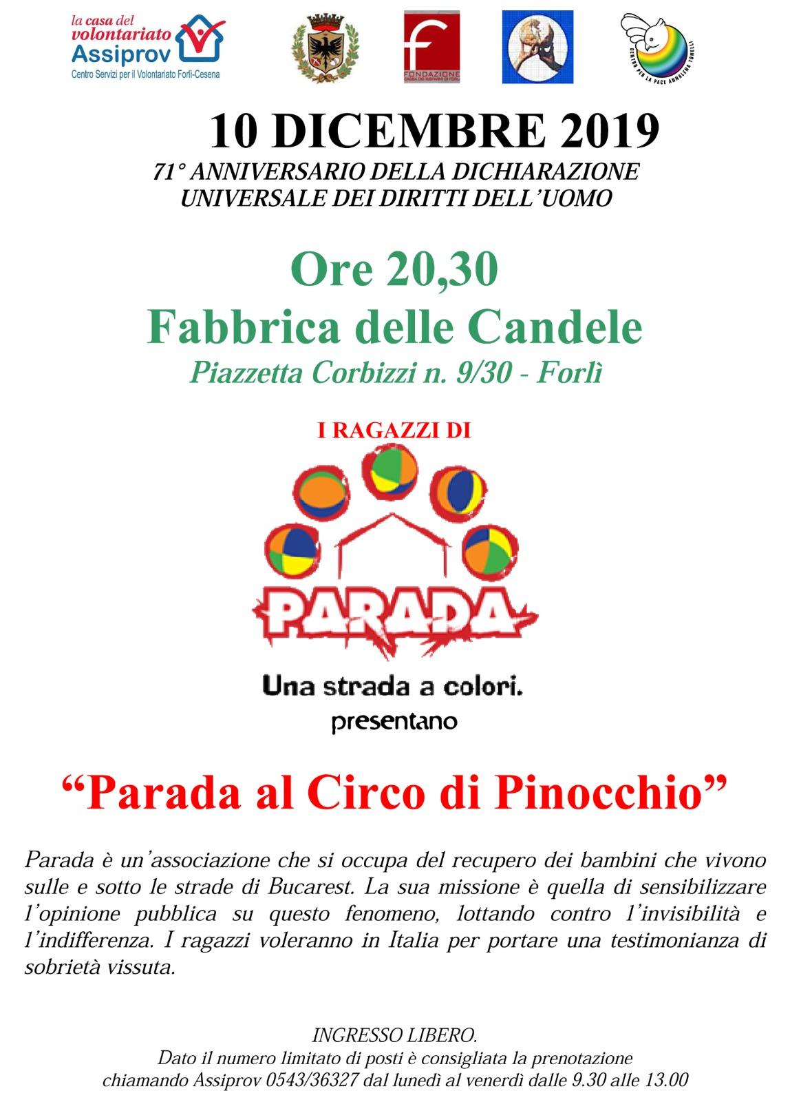 Piazza Della Misura Forli.N 19 Del 2 Dicembre 2019 Informa Famiglie E Bambini